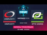 compLexity vs OpTic, ESL One Katowice, game 3 [Adekvat, V1lat]