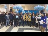 Флешмоб на День студента 2018 в МАИ
