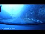 Дорога в облаках...