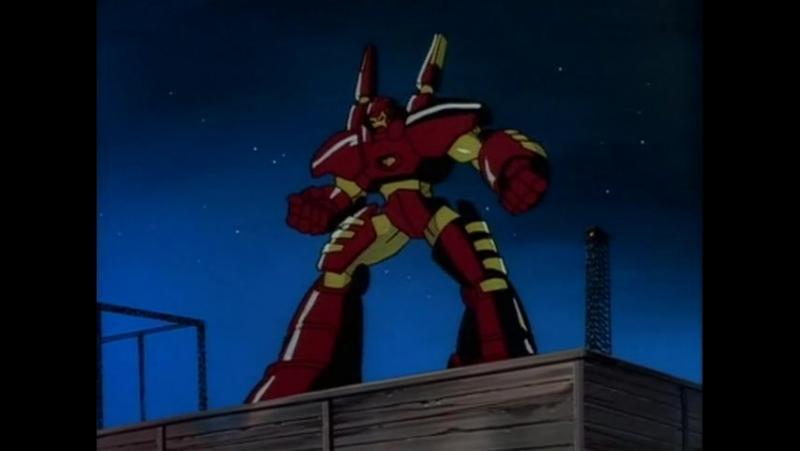 Железный человек 2.10 Облеченный властью / Empowered Iron Man 1994-1996