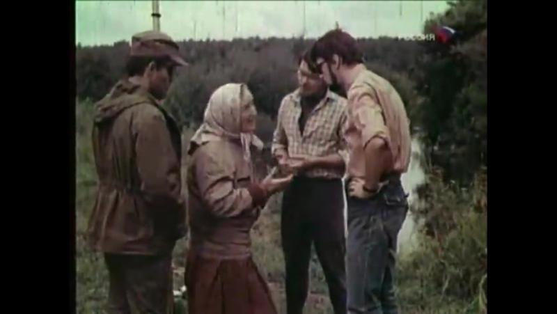 1971 сатирический киножурнал Фитиль миниатюра Туристы