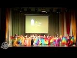 Восточный танец, взрослая группа под руководством Юлии Тюсенковой.