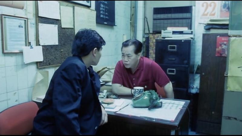 Пока не высохнут слезы Wang Jiao ka men 旺角卡門 (Wong Kar-wai, 1988)