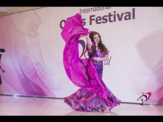 Альбина Ганиева (Набережные Челны) - участница Гран При 2017.