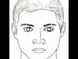 Как нарисовать Лицо человека? Легко!