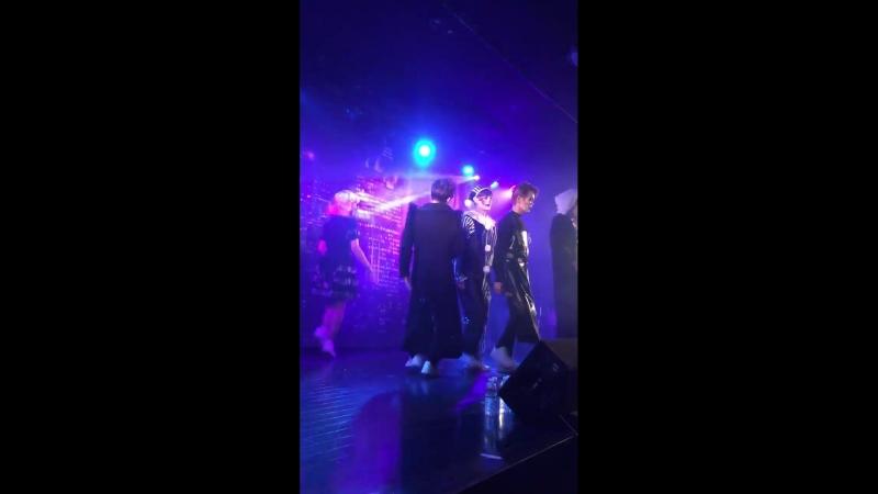 161029 TOPSECRET (일급비밀) - YES MAN [K-Stage O фансайн в Токио]