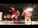 Alex Lee, Heidi Katrina vs. Aasa Maika KAORU (Sendai Girls - Womens Wrestling Big Show In Niigata 2017)