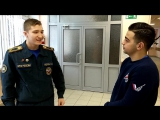 #Татьянка в ГБОУ СПО г. Москвы Технический пожарно-спасательный колледж , МолодежкаОНФ Москва