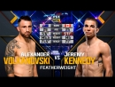 UFC 221 Alexander Volkanovski vs Jeremy Kennedy
