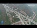 Мост через Еланхэ с 370-метровым пролетом