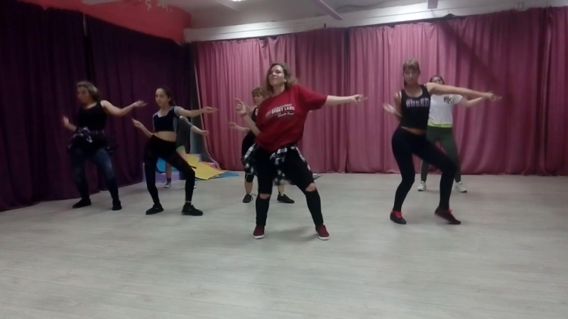 Видео с тренировки по DANCE MIX 12.10.2017 » Freewka.com - Смотреть онлайн в хорощем качестве