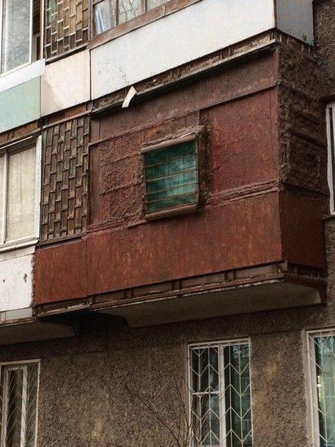 jN0R28EOmxI - Хм...Какой-то этот балкон страшненький