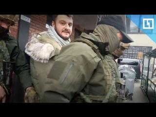 Задержание сына главы МВД Украины