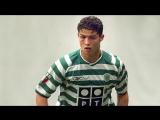 Спортинг - Морейренсе   гол Криштиану Роналду (2002)