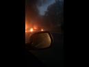 дтп нива сгорела