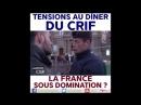 Médias Indépendants : La France en marche arrière, petit détour au dîner du CRIF