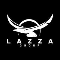 Логотип LAZZA GROUP / Творческое Объединение