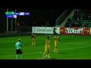 Обзор матча: UYL Юношеская лига УЕФА - U19. 1-ый раунд пути чемпионов. 2-й матч. Краснодар - Кайрат 9:0 (Общий 11:2)