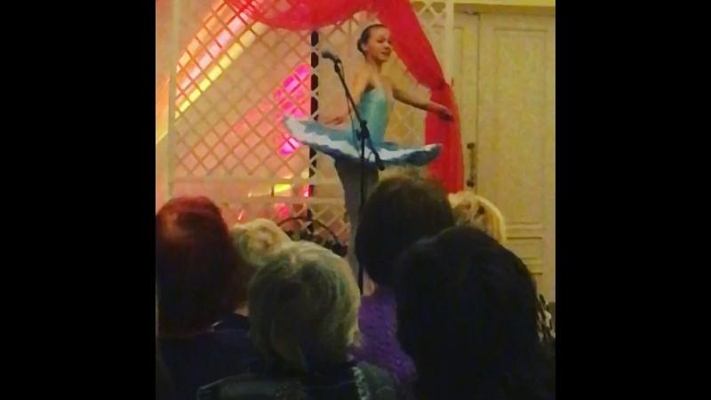 Юная балерина )