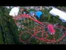Xiaomi Mi Drone 4k -Крылатское, Парк Skazka 1920х1080 50 FPS