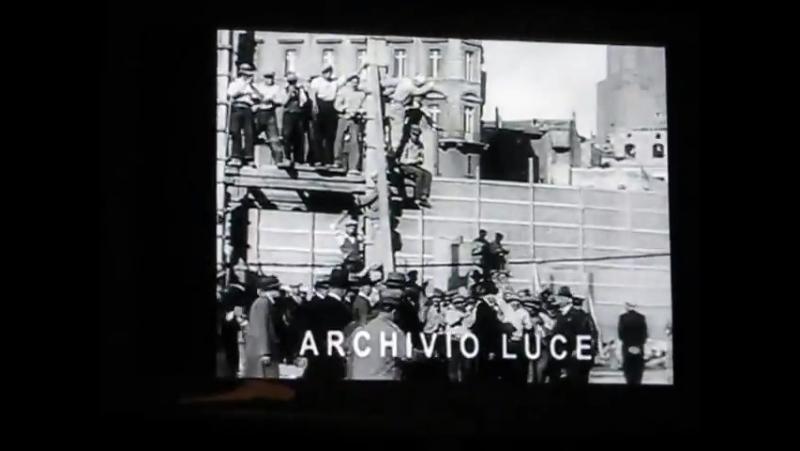 SCAVI FORI IMPERIALI (Итальянцы откапывают Рим)
