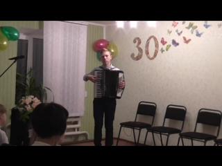 Максим Ивашура_Хора_обр.Дубяга_30 лет ДМШ-2_Ковшаровка