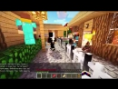 Майнкрафт Выживание ЕвгенБро Чемпион в Кафе Майнкрафт 2017 Minecraft для детей мультик игра и Дети
