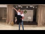 Елизавета и Евгений. Репетиция в Nord castle. Свадебный танец Новосибирск. 89139291115