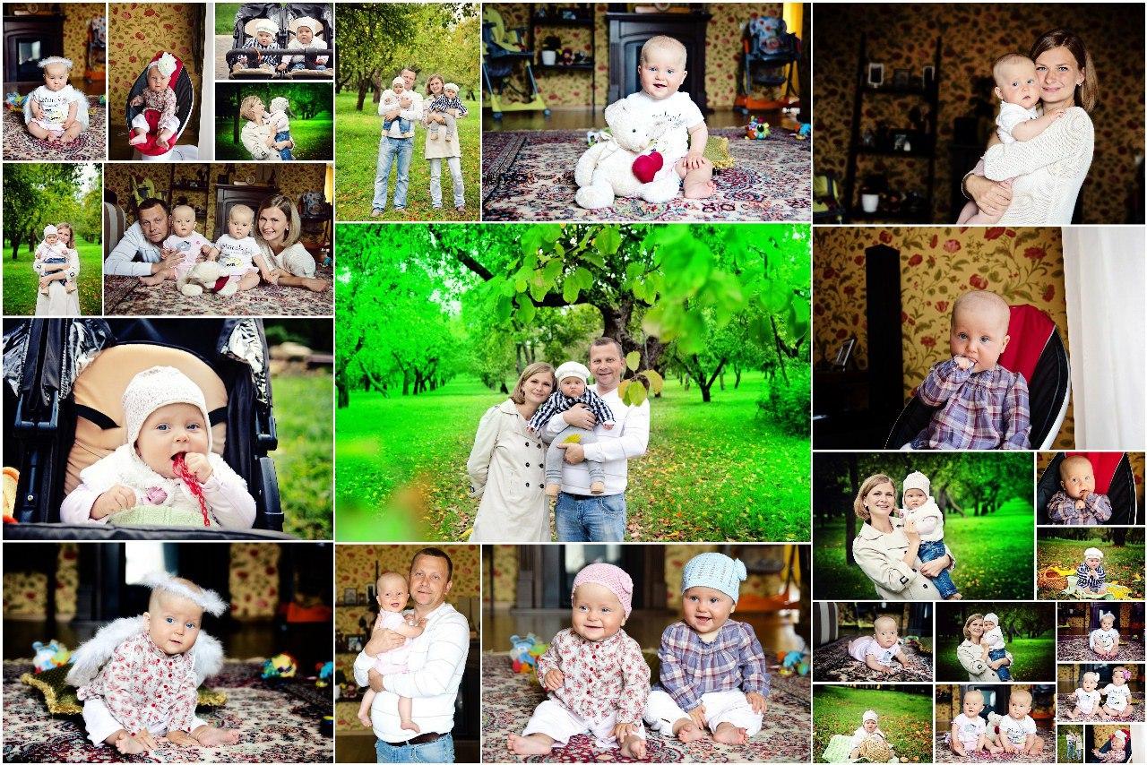 Как сделать фото отдельными