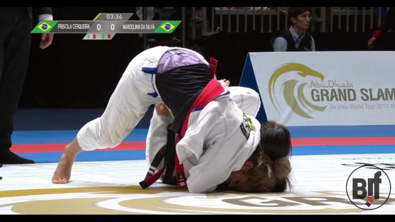Priscila Cerqueira vs Caroline Marcelino da Silva TokyoGS