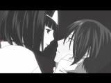 Аниме - Anime  AMV клип под музыку Noragami - бездомный бог