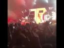 Tyler Joseph falls off his Piano (Twenty One Pilots - Hangout Festival 2017)