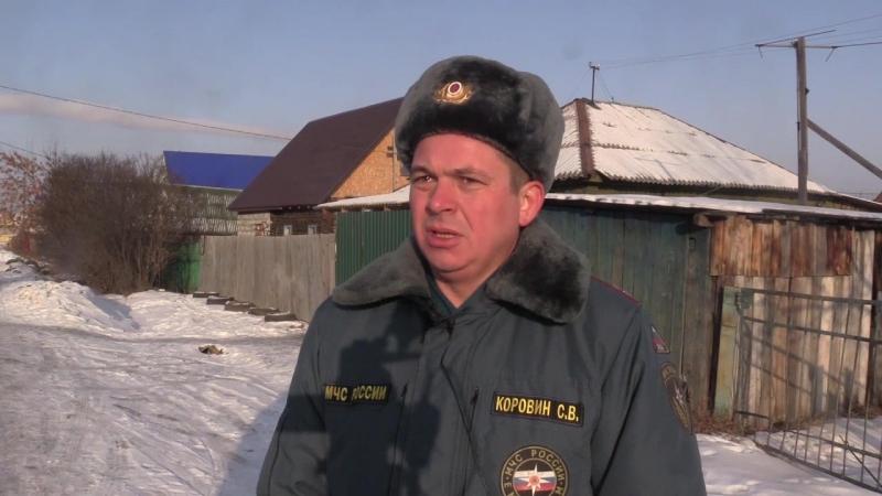 Начальник курганского гарнизона пожарной охраны Сергей Коровин о пожарных извещателях: