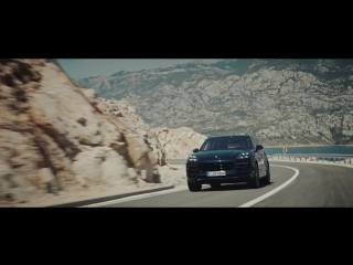The new Cayenne - a sportscar for five