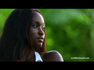World swimsuit south africa model search winner bianca koyabe - worldswimsuit