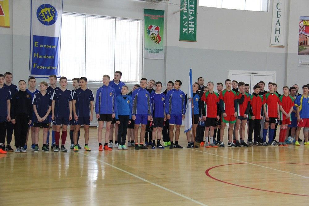 Турнир, посвященный 95-летию образования спортивного общества «Динамо»