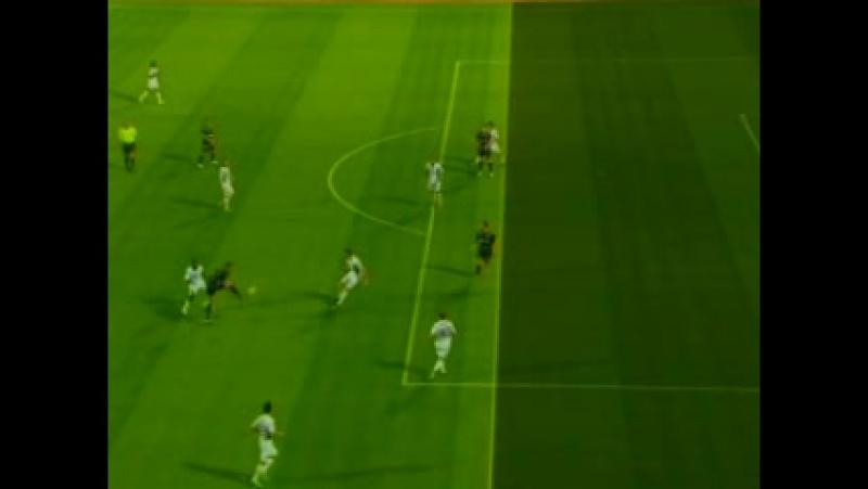 2008 - 2009 Sezonu - Denizlispor-Beşiktaş dakika 28 gol Holosko