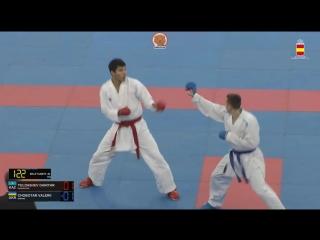 Гвадалахара-2018. Финал в мужском кумитэ до 84 кг