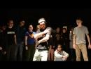 Loony Boy vs. Lard vs. Yarus 1/2 Electro Profi 1x1 @ Moscow Electro Battle vol.1