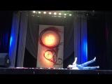 TESS || Popping-Robot Show Студия Танца Дрим Таун г.Харьков