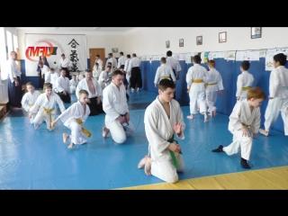 Школа айкидо
