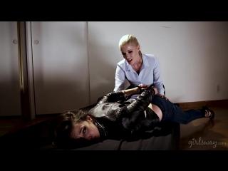Charlotte Stokely, Riley Reid, Georgia Jones [HD 1080, lesbian, new porn 2017]