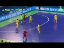 UEFA Futsal Euro / Slovenia 2018 - Round 3 / Group C - Ucraina 3x5 Portugal