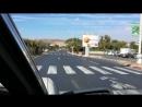 Обратная дорога с Ла Медины. Агадир. Марокко.