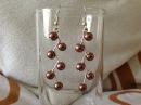 DIY earring make earring at home How to make earrings jewelry making Beads art