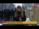 Журналіст ZIKу Протестувальники біля Ради влаштували нараду через затримання Саакашвілі Саакашвили