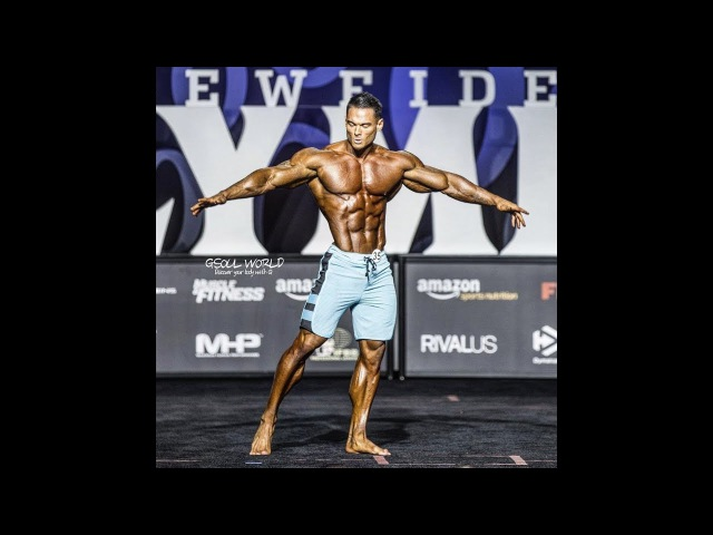 Jeremy Buendia-4x Mr. Olympia Physique Champ