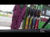 Стоимость бензина и процедура заправки авто в Крыму