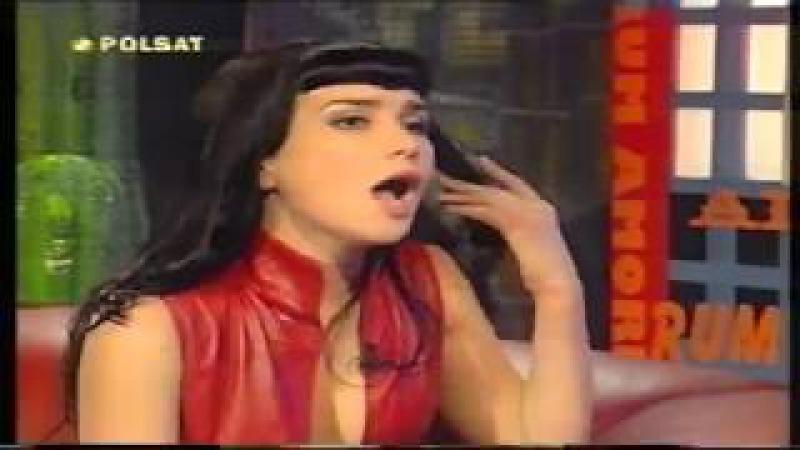 Mariusz Szczygieł i Natalia Oreiro Na każdy temat show