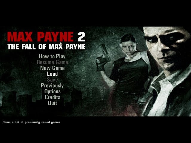 Max Payne 2 The Fall of Max Payne - Credits (2003)